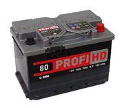 Аккумулятор 80 A/ч Profi HD