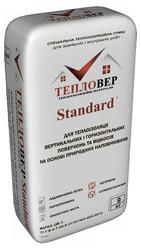 Теплоизоляционная штукатурка   Тепловер Standart
