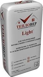 Теплоизоляционная штукатурка  Тепловер Light