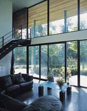 Алюминиевое окно Рейнарс