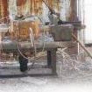 Гидравлический кокильный станок Н-100