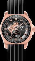 Часы Jacques-Lemans серия F1 модель F-5015G GP-Chrono