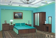Спальня Ким. Производитель Мебель Сервис (Львов)
