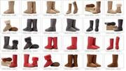 оптовая зимние сапоги,  UGG,  оптовые обуви бренда