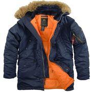 Американские куртки Аляска Alpha Industries