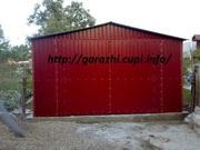 Продаю качественный металлический гараж