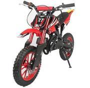 Хит Сезона!!! Детский кроссовый мотоцикл Apollo Dirtbike 49cc