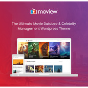 Moview wordpress шаблон для сайта