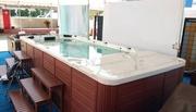 Бесконечный бассейн СПА для всей семьи. Выгодная цена!